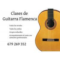 CLASES DE GUITARRA FLAMENCA EN GRANADA