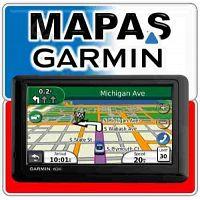 Mapas para gps garmin de todo el mundo.