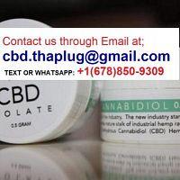 Polvo Aislante de CBD 99%+ Compre aceite de CBD en línea
