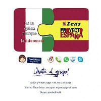 ZEUS SPORT - Desarrollo Mercado Español