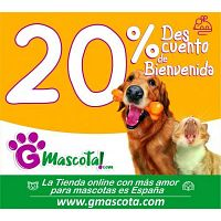 Gmascota, tienda online de perros y gato