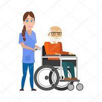 Busco trabajo cuidando  enfermos en Hospitales