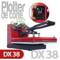 Prensa térmica DX38