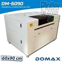 Cortadora grabadora láser DOMAX 6090