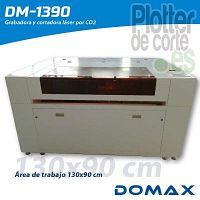 Cortadora grabadora láser DOMAX 1390
