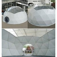 Cupulas Geodesicas (producto italiano)