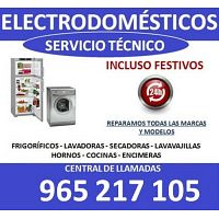 965217105**Asistencia Técnica De Dietrich Alicante