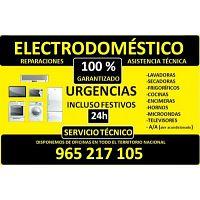 606194827**Asistencia Técnica Zanussi Alicante
