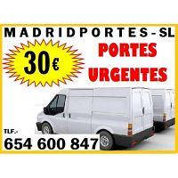MADRID - PORTES BARATOS ((NO BUSQUE MAS Y LLAMENOS))