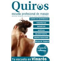 """""""Curso Intensivo de Diplomado Especialista en Quiromasaje, spa y Terapias Naturales."""""""