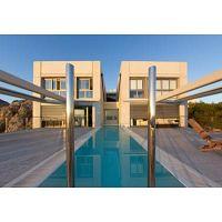 ocasion villa de lujo con piscina y parking y trastero y vistas al mar