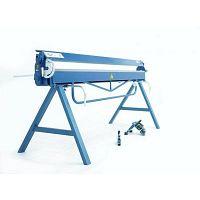 Plegadora manual para aluminio de 2 metros, DOBLADORA para CHAPAS