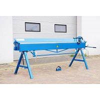 Maquinas de taller para hojalata y chapa, plegadora 2,6m