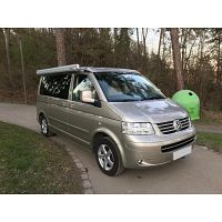 Volkswagen, Multivan, California 4 motion 2.5 l - 131 hk, 2012, 112222 km