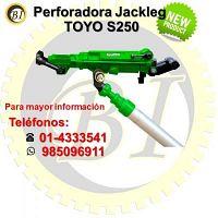 Perforadora neumatica Jackleg Toyo Seco S250
