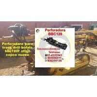 Venta de perforadora para Track Drill búfalo bbc 120f atlas copco nueva