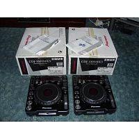 2x PIONEER CDJ-1000MK3 & 1x DJM-800 MIXER DJ PACKAGE...$1000