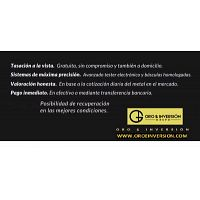 TU ORO AL MEJOR PRECIO EN ORO E INVERSION EN AVG.CATALUÑA