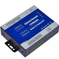 Modbus RTU Remote IO Module RS485 Serial port Server Module for PLC HMI Control