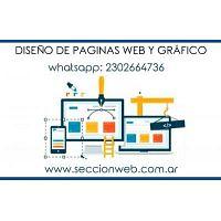 Diseño de paginas web y diseño grafico