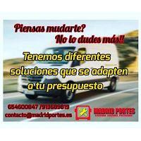 EMPRESA DE MUDANZAS EN ALCORCON(BARATOS)