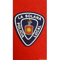 Temario policia local la Solana