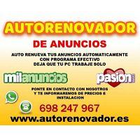 PROGRAMA RENOVADOR DE ANUNCIOS AUTOMATICO