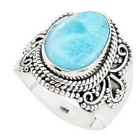 Increíble colección de joyas de plata al por mayor de Larimar