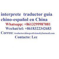Guia Interprete Traductor chino en Canton