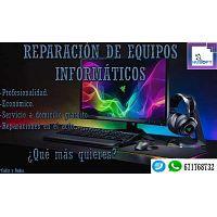 Reparaciones y Mantenimiento de equipos informáticos