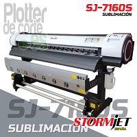 Nueva impresora de sublimacion de gran formato por bobinas 160 cm de ancho OFERTA LIMITADA