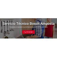Servicio Técnico Bosch Amposta 977208381