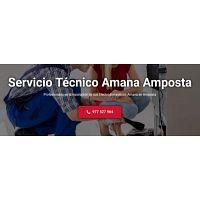 Servicio Técnico Amana Amposta 977208381