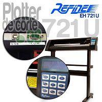 OFERTA nuevo plotter de corte Refine EH721 de 72cm vinilos pegatinas rotulos